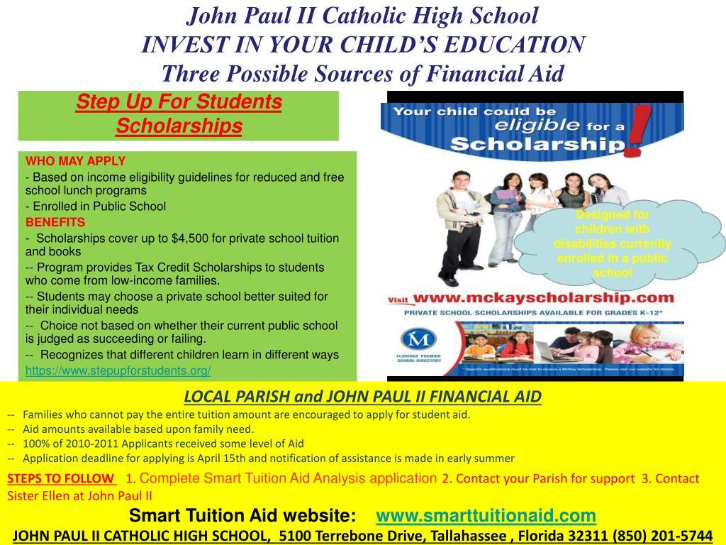 John Paul II Catholic High School