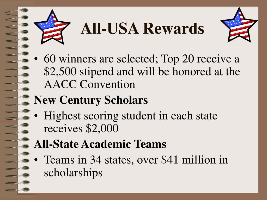 All-USA Rewards