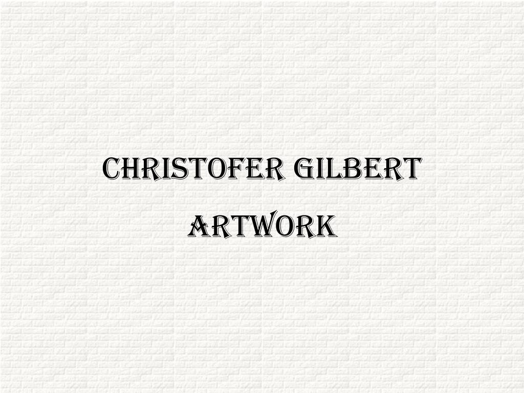 Christofer Gilbert