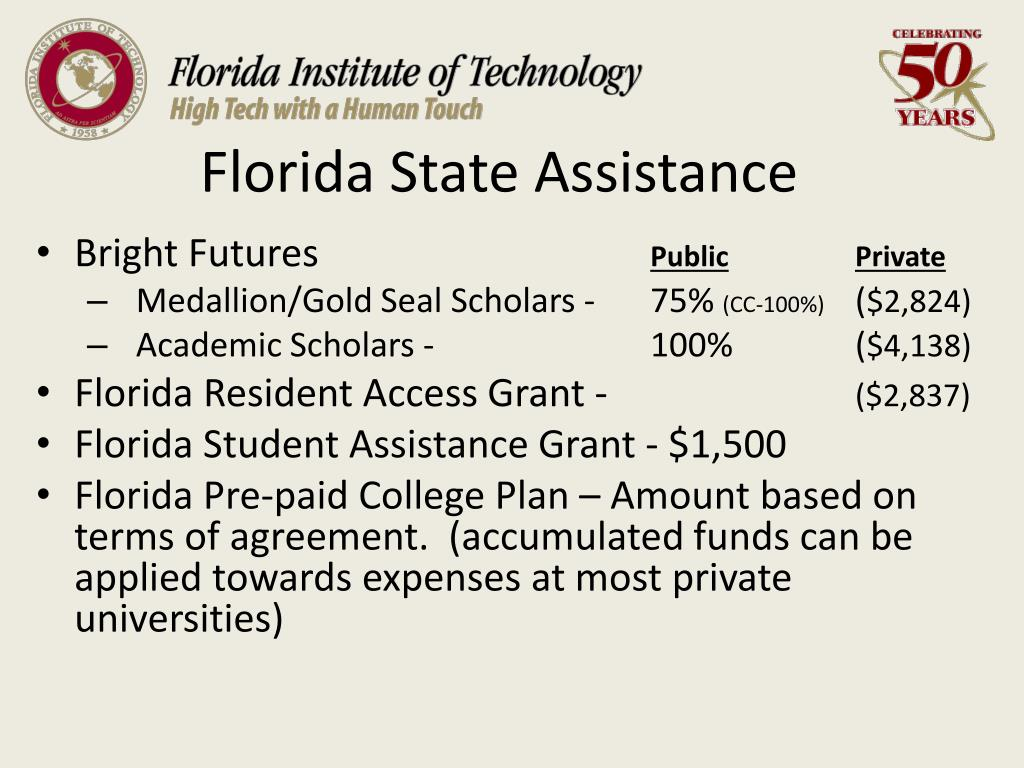 Florida State Assistance