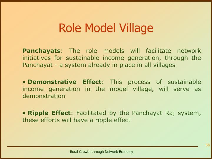 Role Model Village