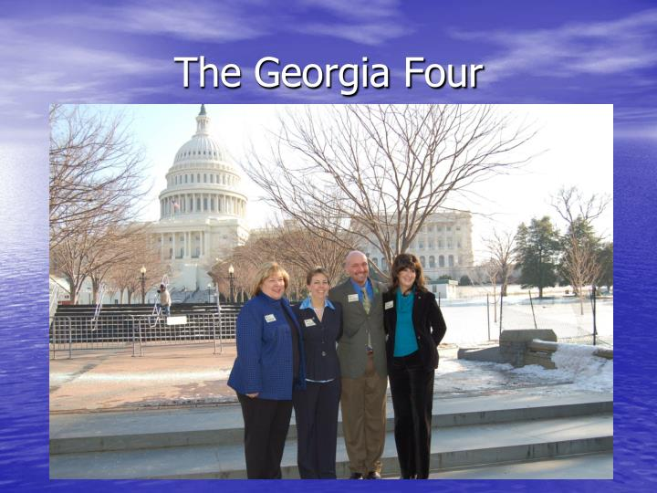 The Georgia Four