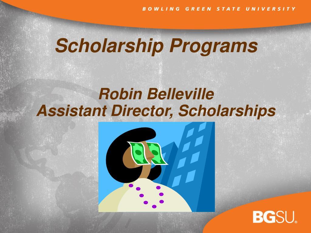 Robin Belleville