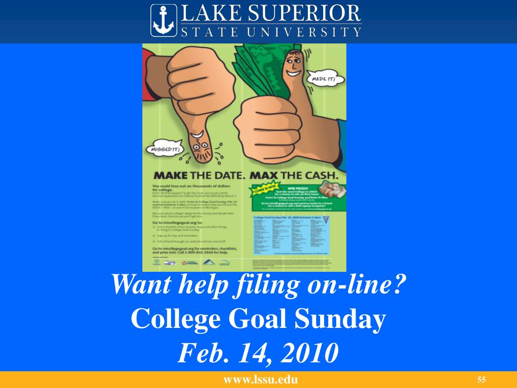 Want help filing on-line?