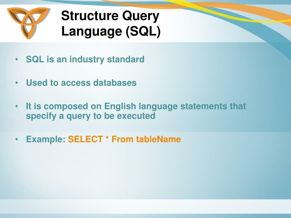 Structure Query