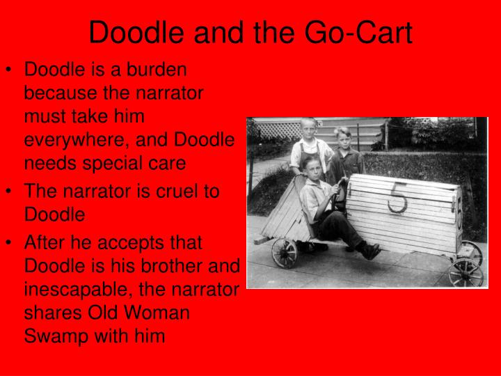Doodle and the Go-Cart