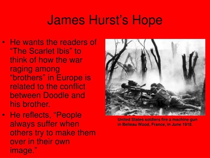James Hurst's Hope