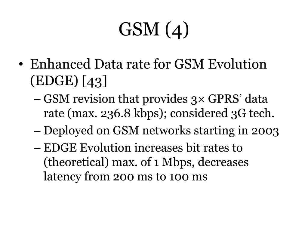 GSM (4)