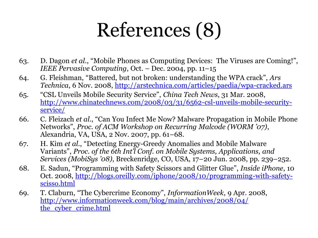 References (8)