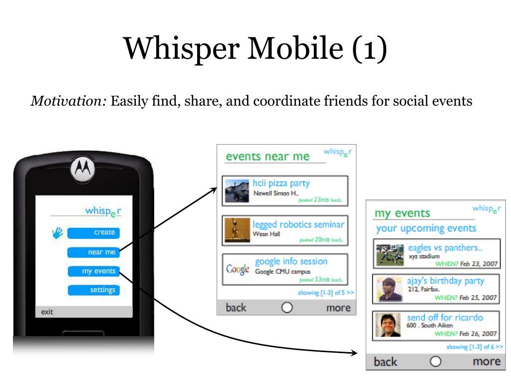 Whisper Mobile (1)