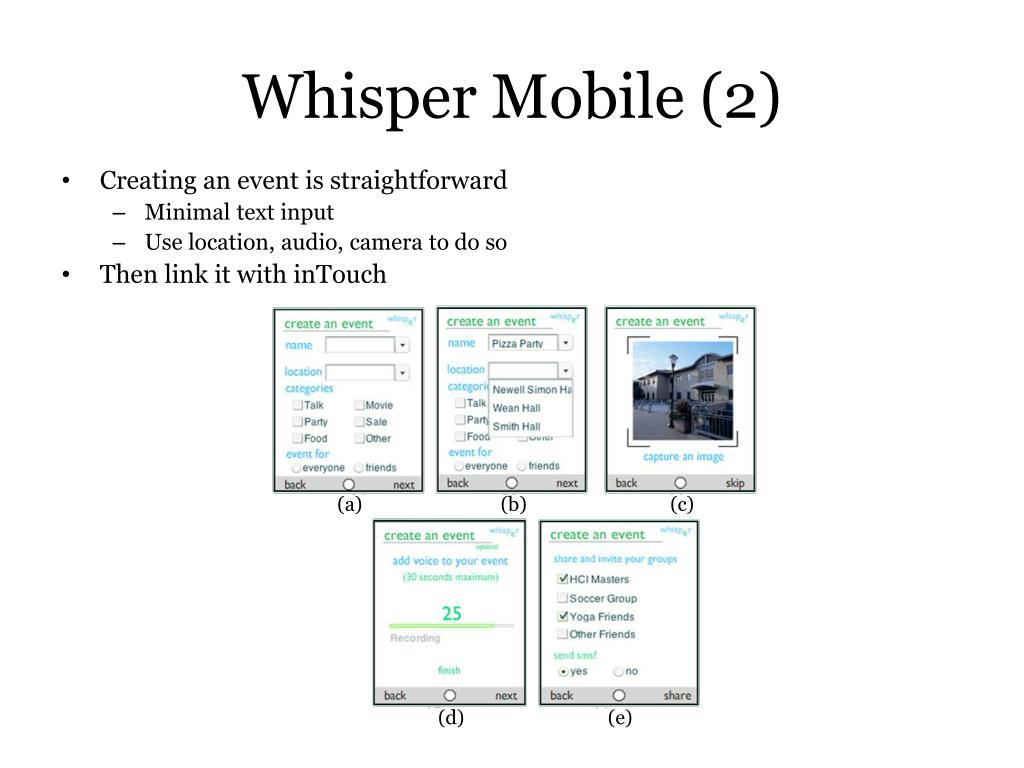Whisper Mobile (2)