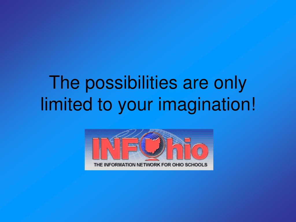 The possibilities are only limited to your imagination!