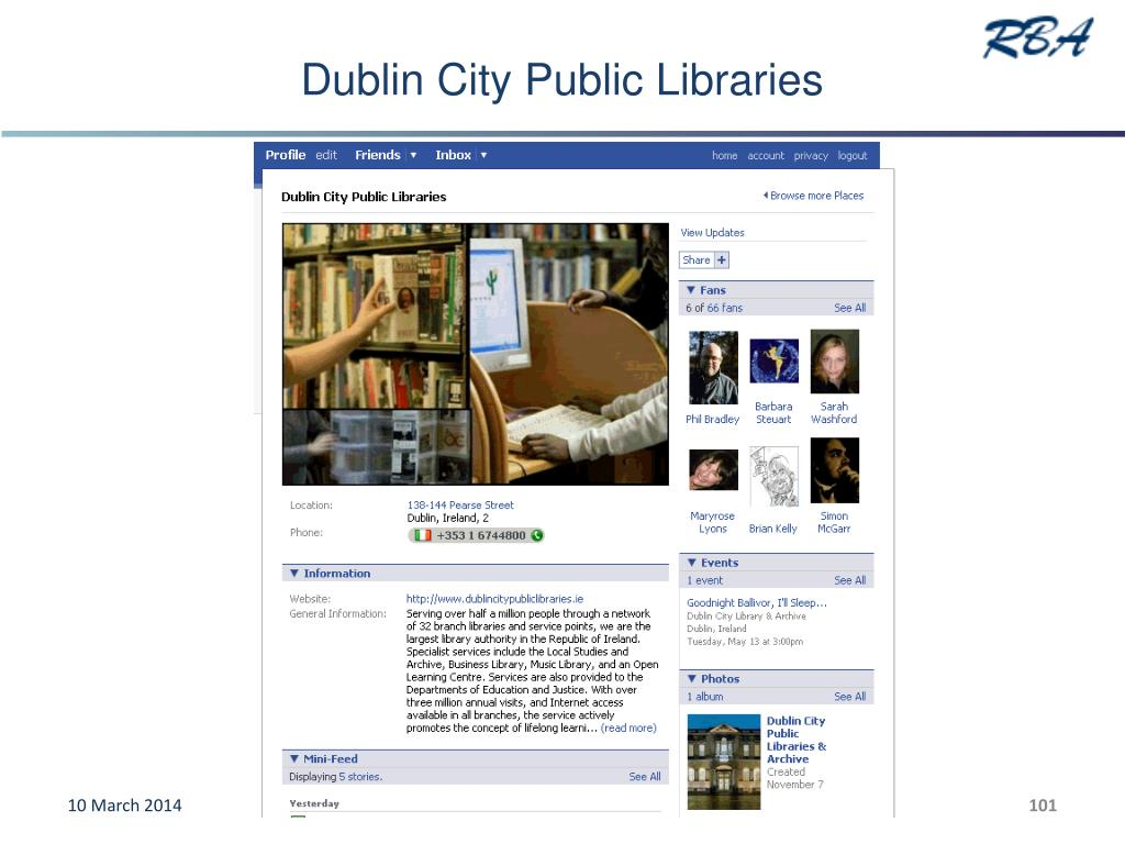 Dublin City Public Libraries