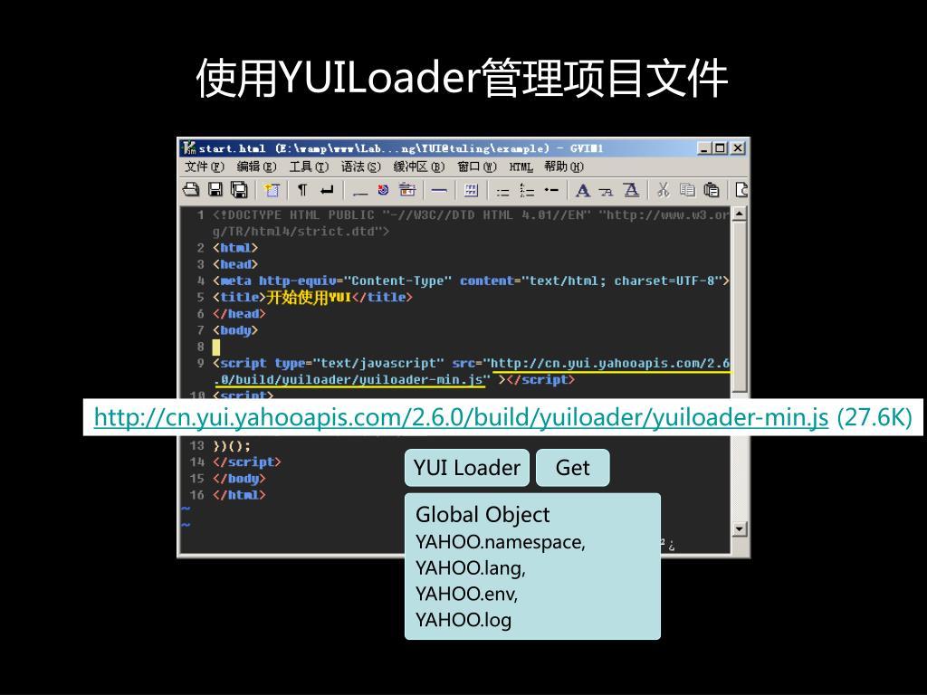 http://cn.yui.yahooapis.com/2.6.0/build/yuiloader/yuiloader-min.js