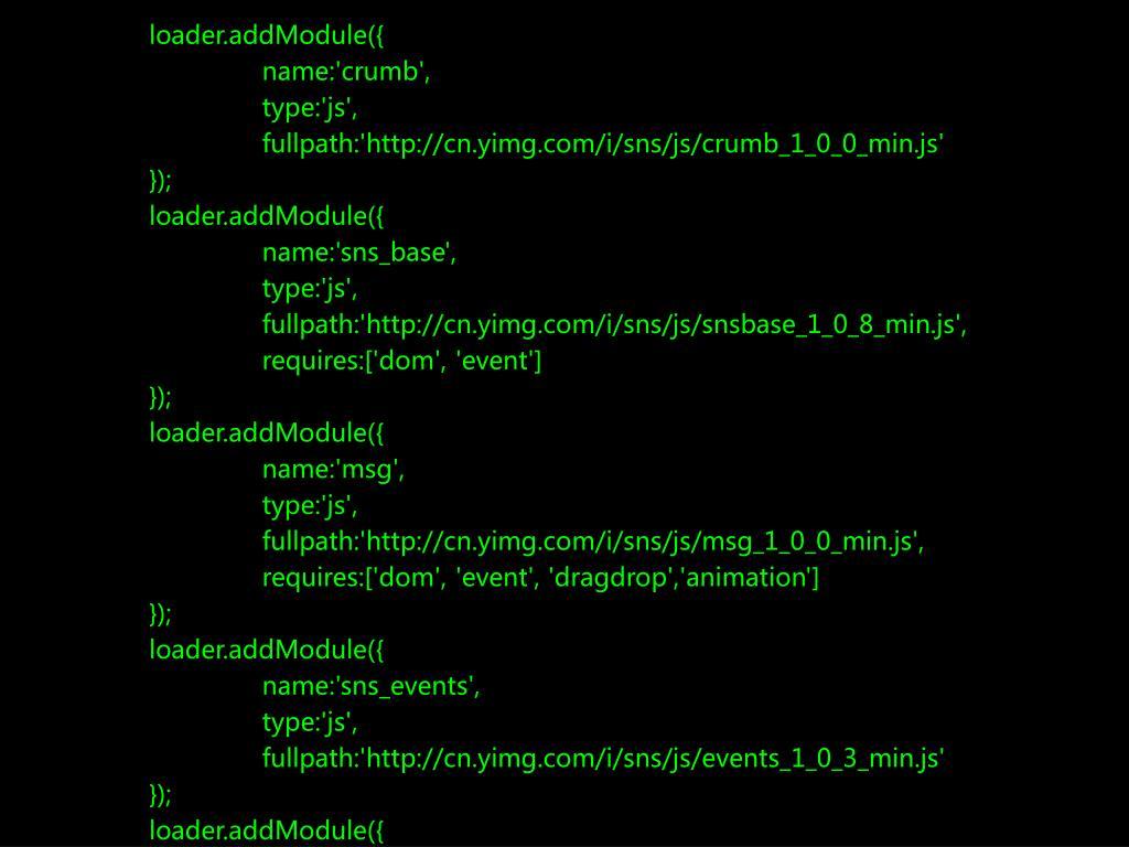 loader.addModule({