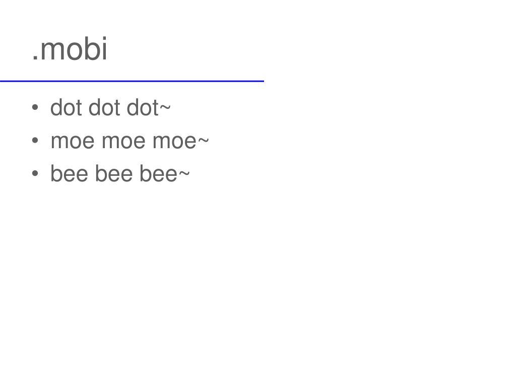 .mobi