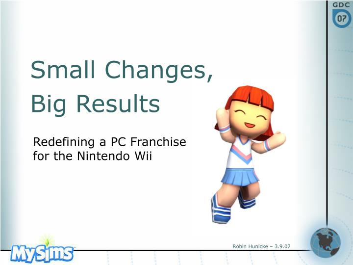 Redefining a pc franchise for the nintendo wii l.jpg