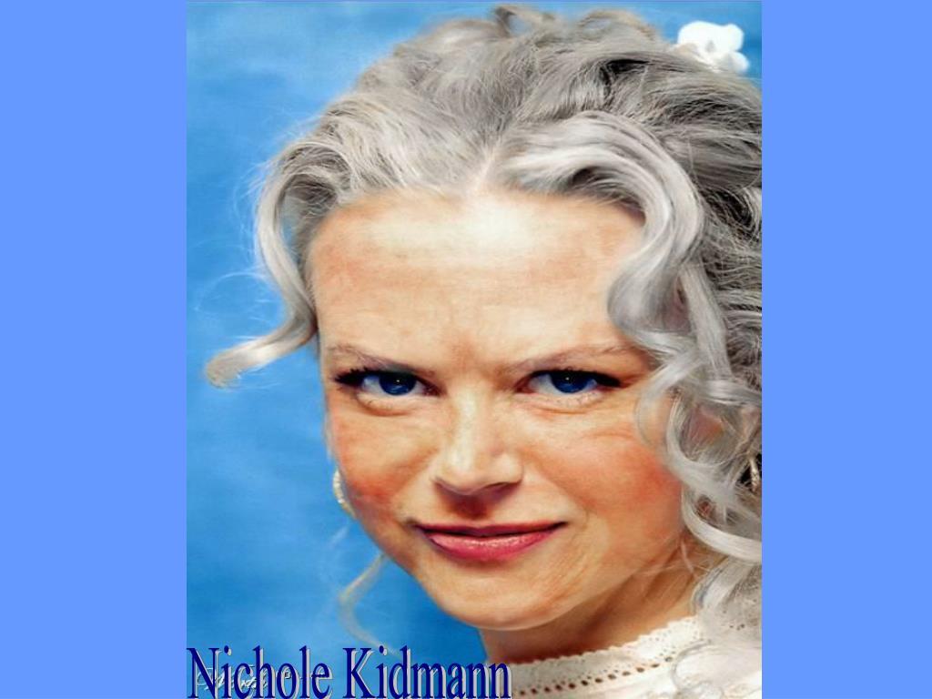 Nichole Kidmann