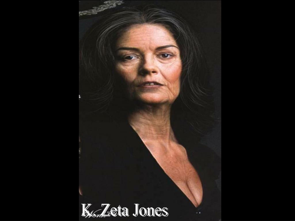 K. Zeta Jones
