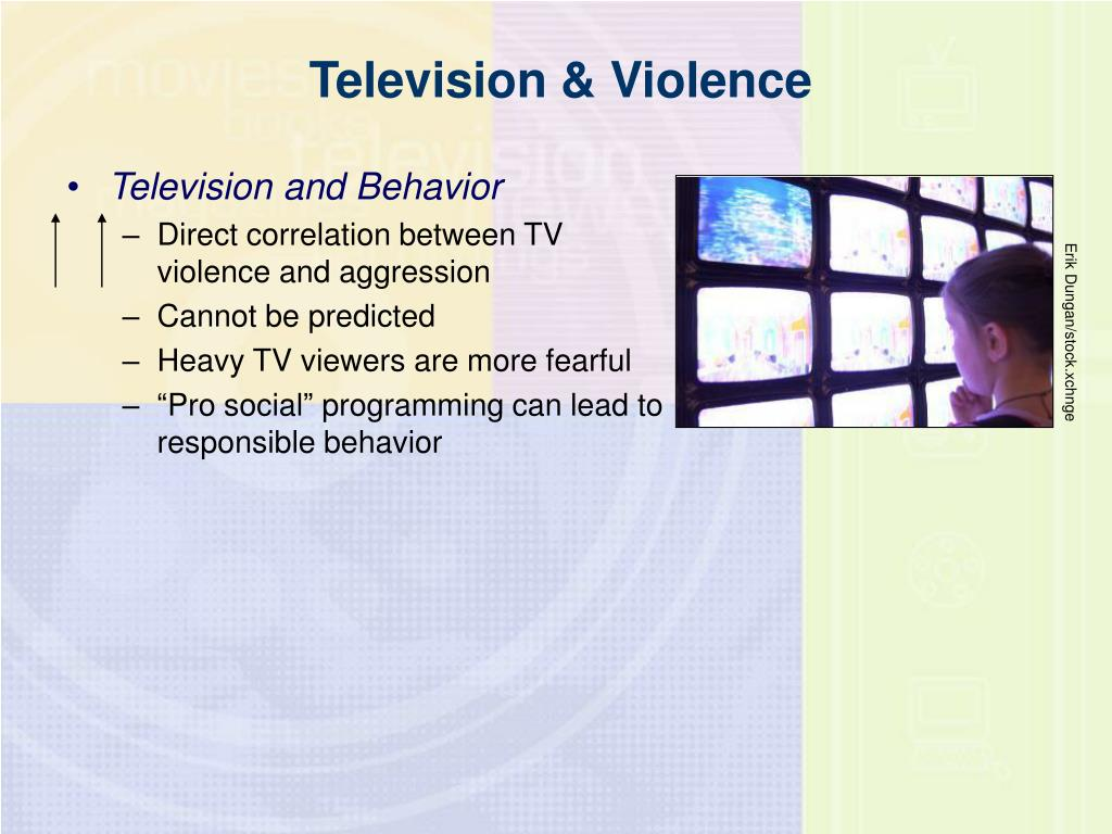 Television & Violence