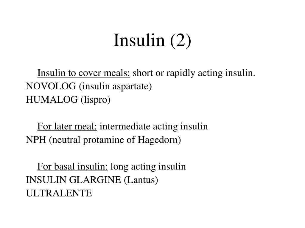 Insulin (2)