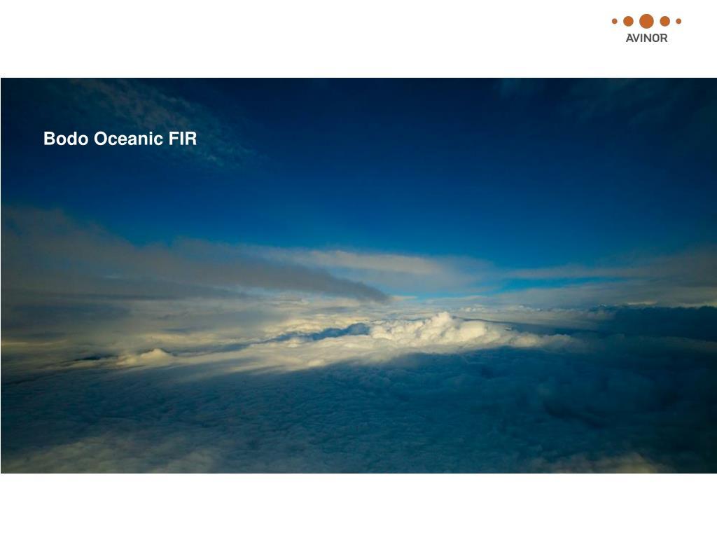 Bodo Oceanic FIR