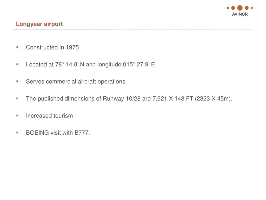 Longyear airport