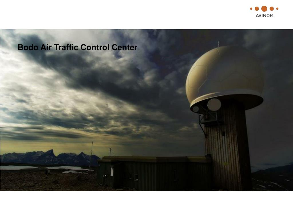 Bodo Air Traffic Control Center