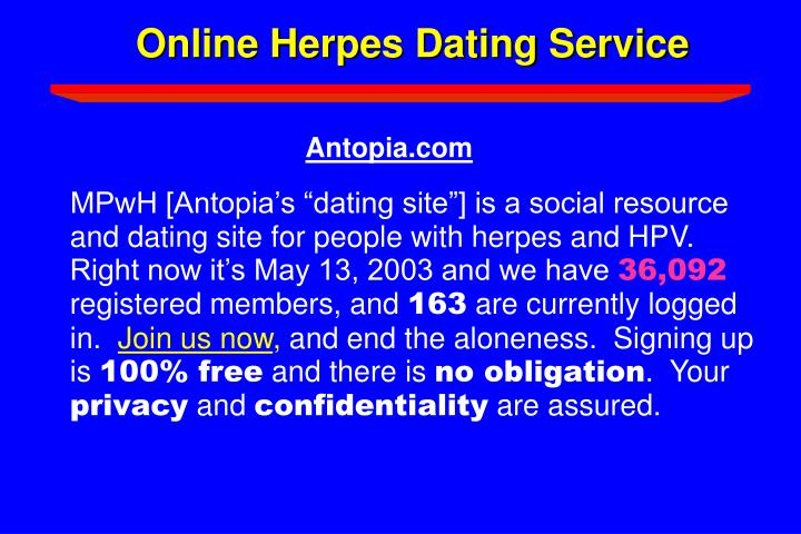 Other Herpes Dating Sites