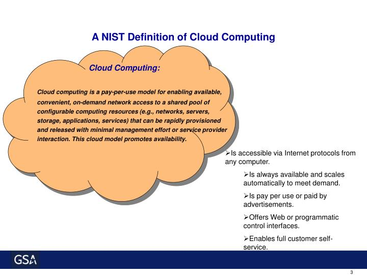 A nist definition of cloud computing l.jpg