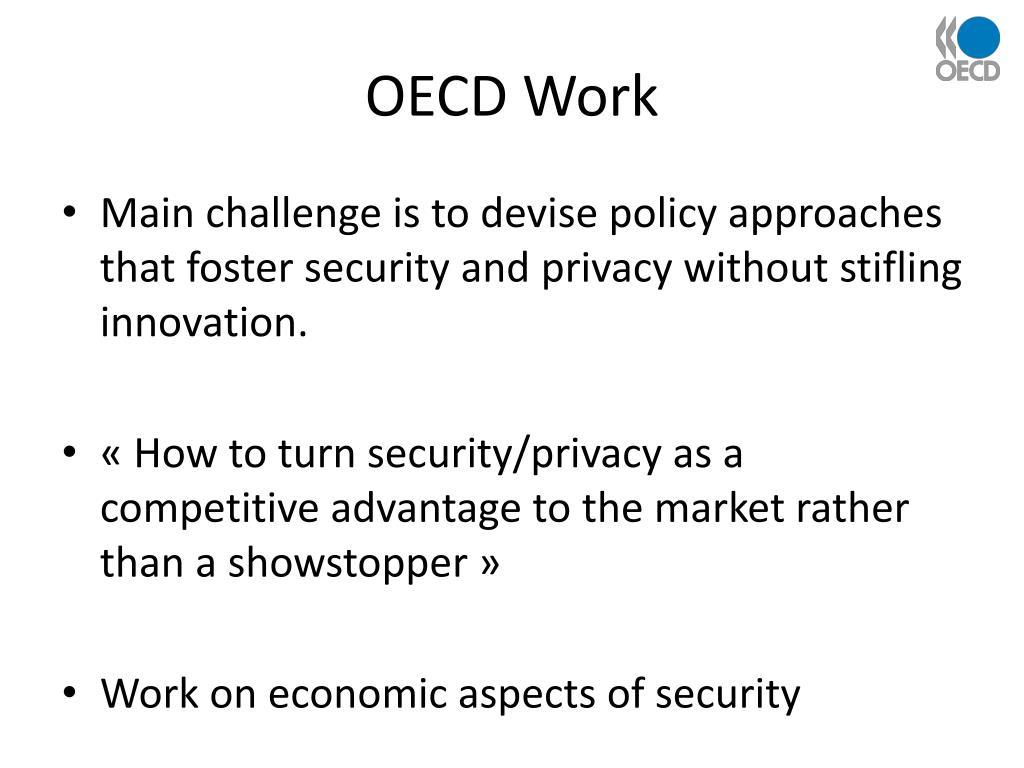 OECD Work