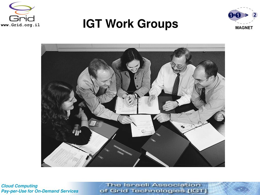 IGT Work Groups
