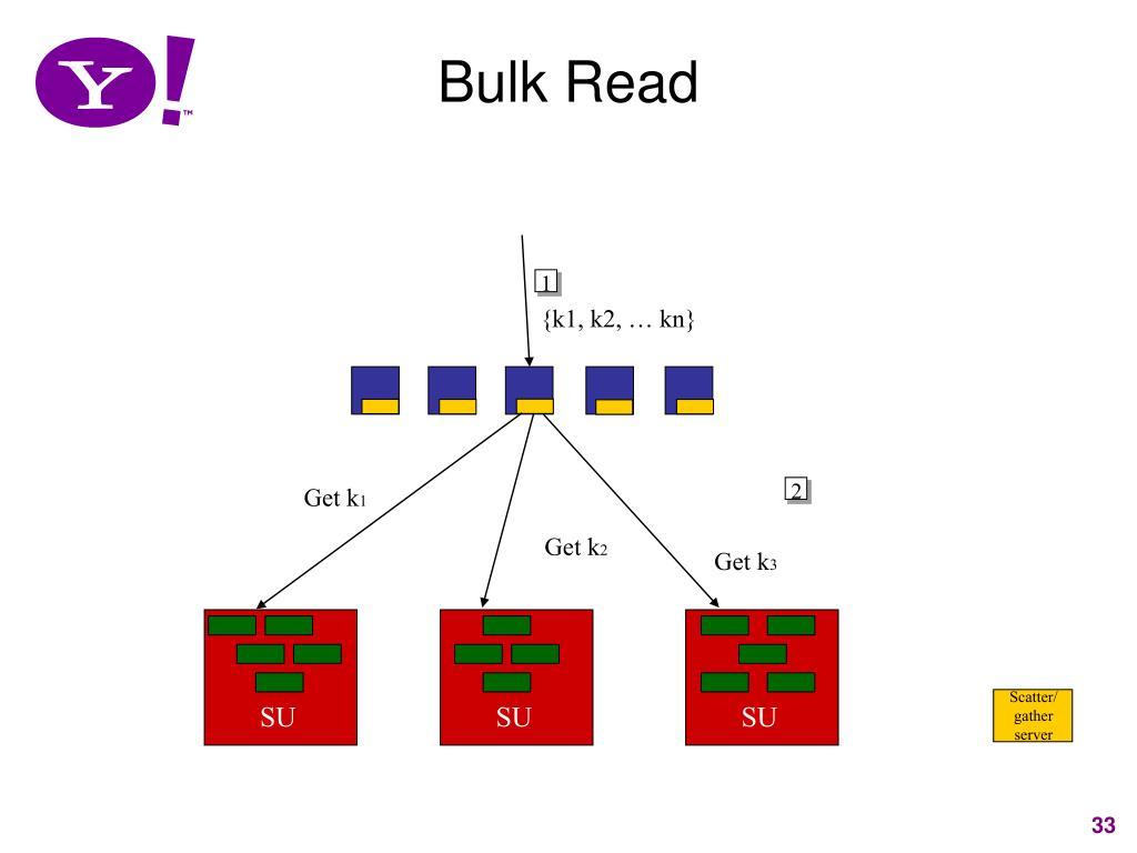 Bulk Read