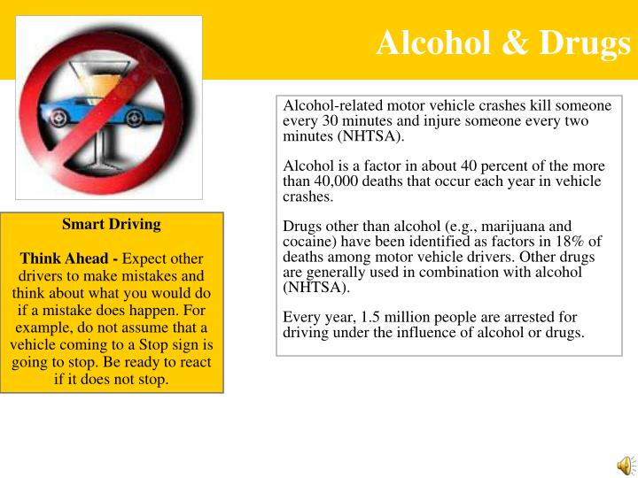 Alcohol & Drugs