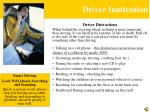 driver inattention1