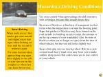 hazardous driving conditions2