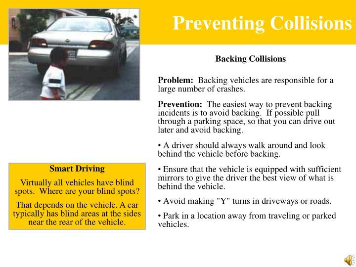 Preventing Collisions