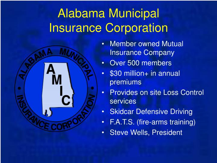 Alabama Municipal