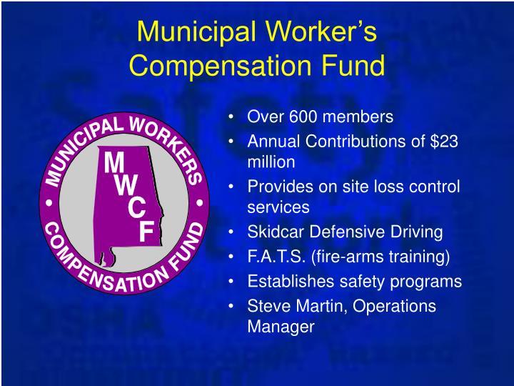 Municipal Worker's