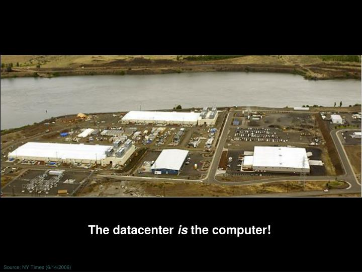 The datacenter