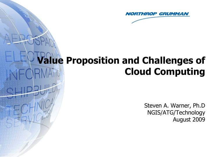 Value proposition and challenges of cloud computing l.jpg