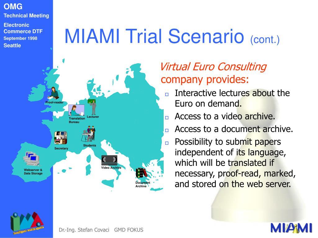 Virtual Euro Consulting