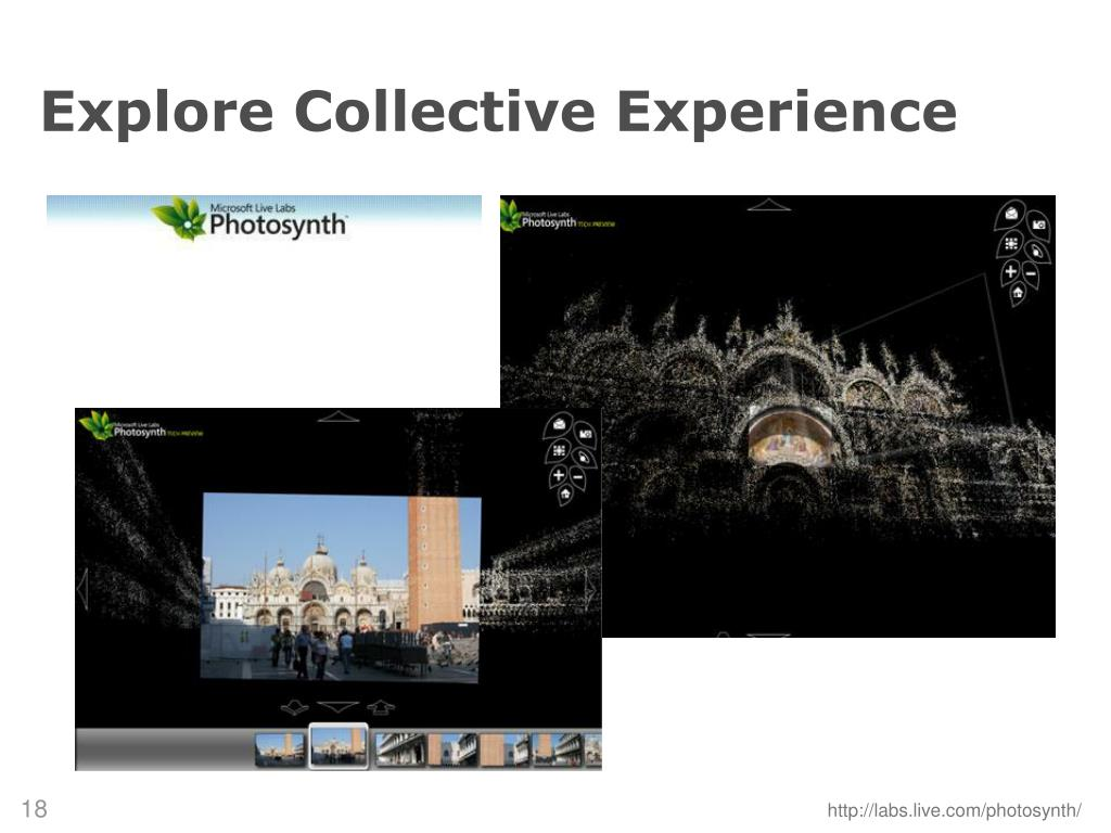 Explore Collective Experience