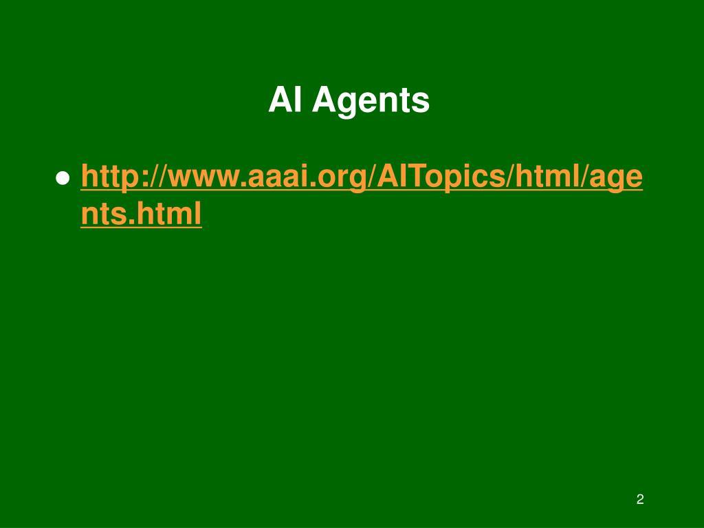 AI Agents