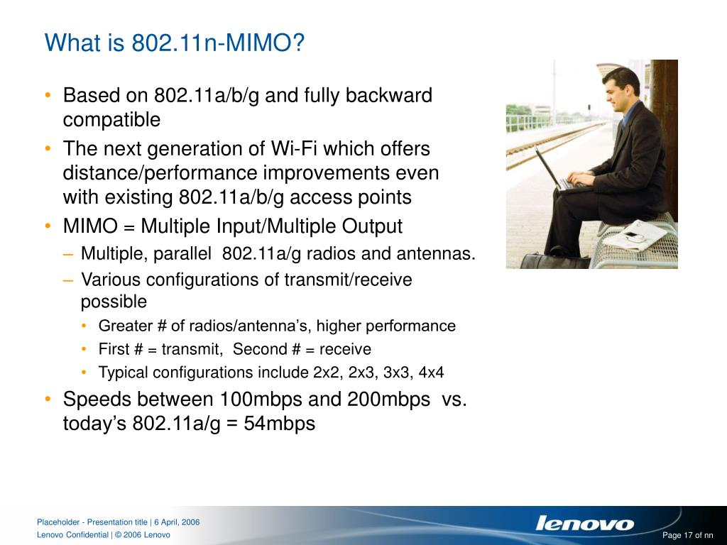 What is 802.11n-MIMO?