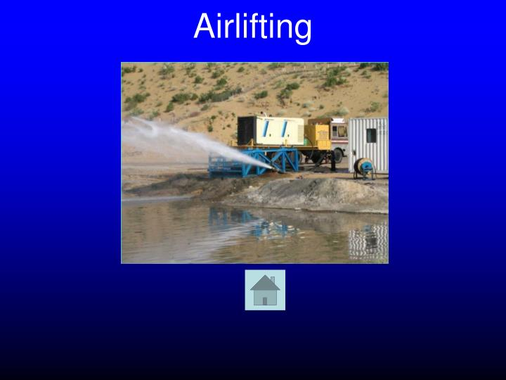 Airlifting