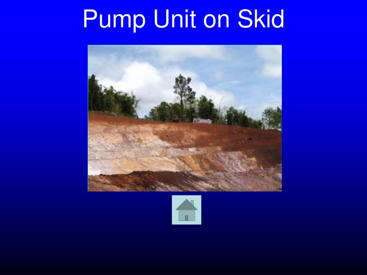 Pump Unit on Skid