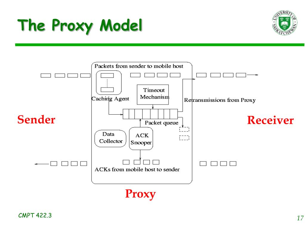 The Proxy Model