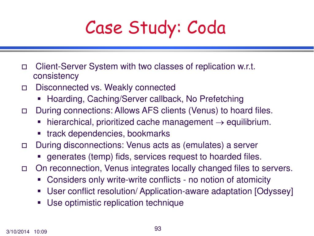 Case Study: Coda