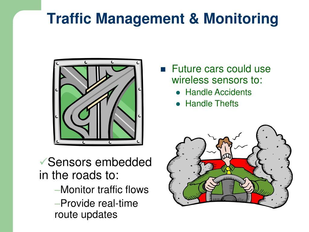 Traffic Management & Monitoring